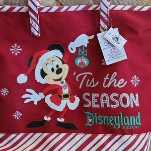 Disney Holiday Tote Bag